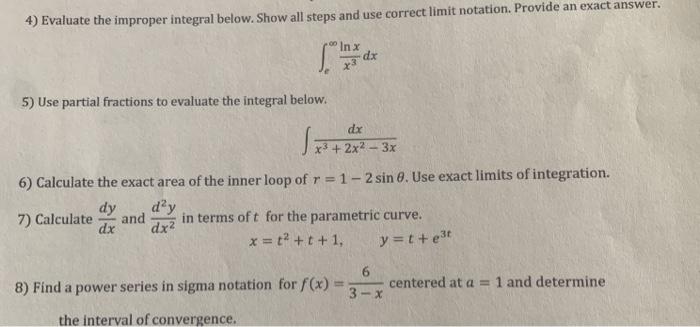 Improper integral calculator with steps