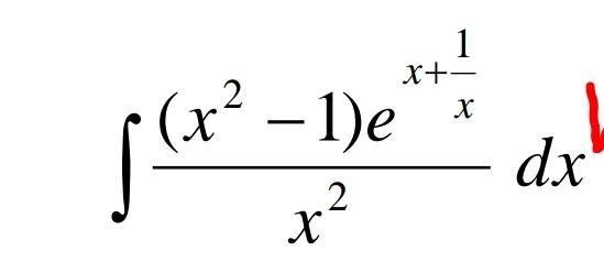 1 x+- х slar (x² – 1)e x? dx