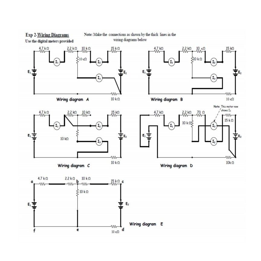 Solved: Part A: Current Law Refer To Wiring Diagram A. The...   Chegg.comChegg