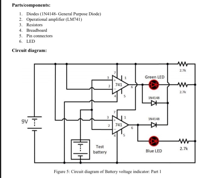 on 4 prong battery indicator wiring diagram
