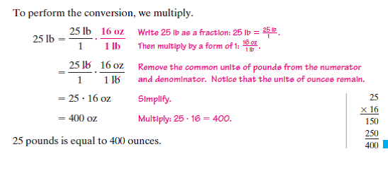 Solved Perform Each Conversion See Example 7 79 Pounds To
