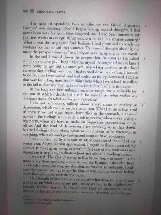 Contest essay oprah result
