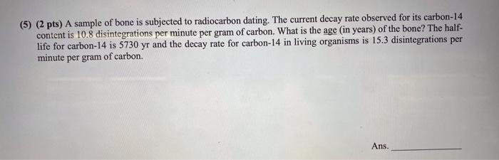 Hva er to problemer med radio karbon dating luv.ru datingside