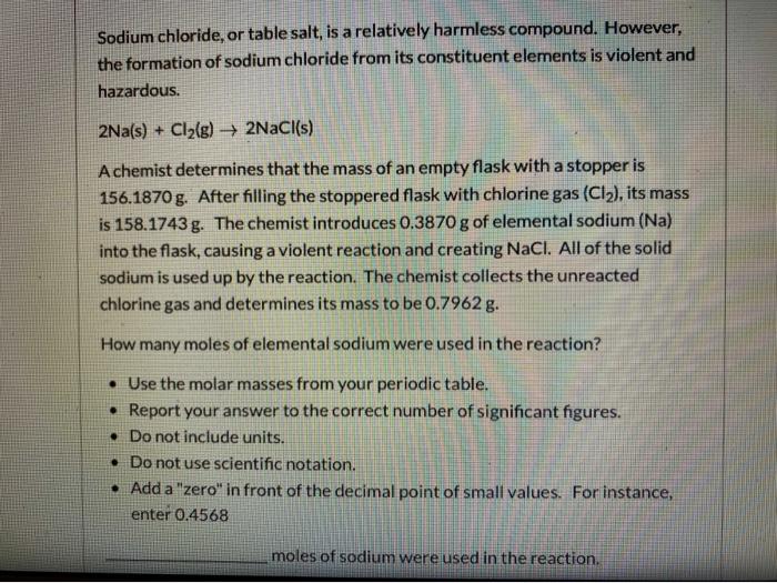 Mass of chlorine 35