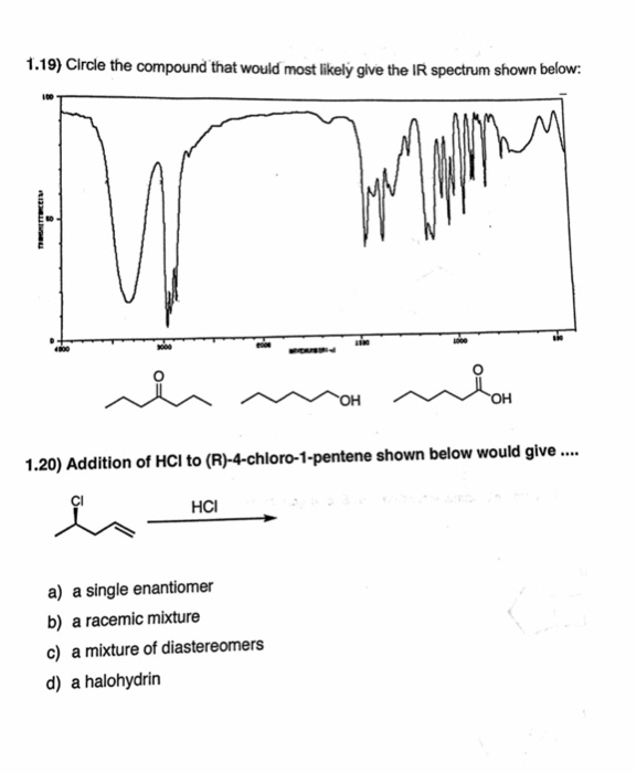 Chemistry Archive | July 28, 2019 | Chegg.com