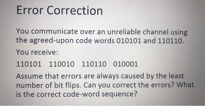 Unreliable Word