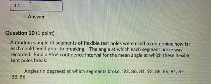 Flexible Tent Poles