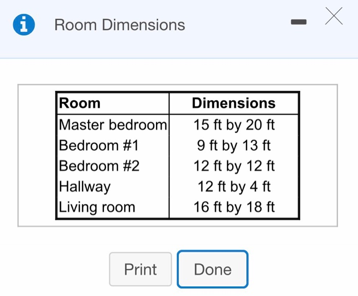 Room Is Found By Multiplying Length