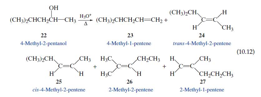 isomere pentanol