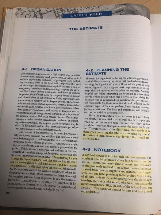 Seventh Edition Estimating In Building Constructio