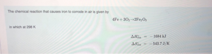 C17: Gibbs Free Energy: Temperature Dependence.?   Yahoo