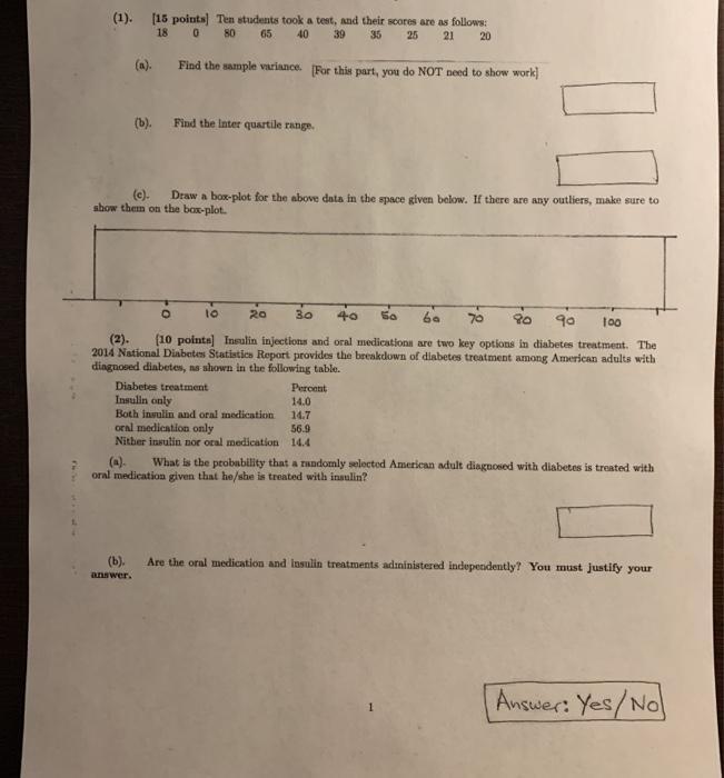 varicoză în 18